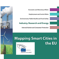 European Parliament - Mapping Smart Cities EU header