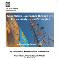 Good Governance through ICT