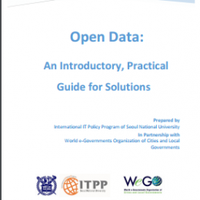 Open Data: An introductory, practical guide for solutions